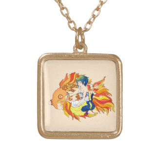 """""""My friend the fish"""" Necklace"""
