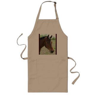 My Friend, The Horse Long Apron