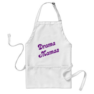 My friends and I love to cause trouble Adult Apron