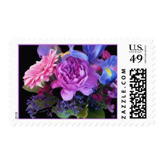 My Friends Bouquet Postage