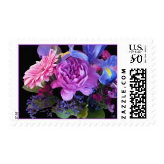 My Friends Bouquet Postage