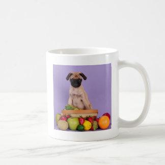 My fruit, back off! coffee mug