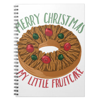 My Fruitcake Notebook