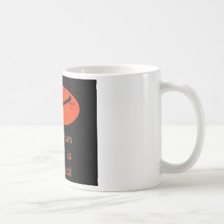 My Fun Meter is Pegged! Coffee Mug