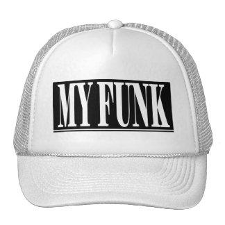 MY FUNK CAP TRUCKER HAT