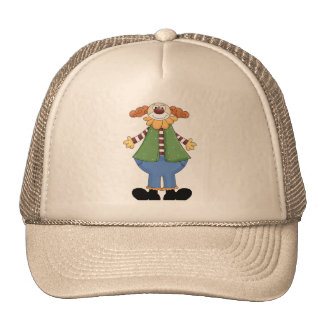 My Funny Circus Clown Trucker Hat