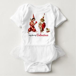 My Funny Valentine. Baby Tutu Bodysuits