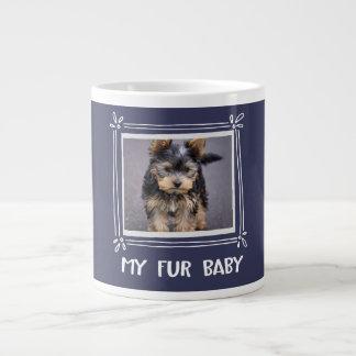 My Fur Baby Jumbo Coffee Mug