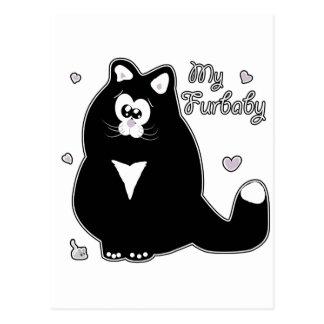 My Furbaby Postcard