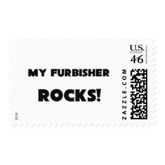 MY Furbisher ROCKS Stamps