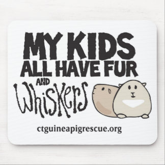 My Furkids (The Mousepad) Mouse Pad
