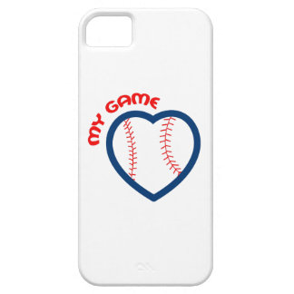 MY GAME BASEBALL iPhone 5 COVERS