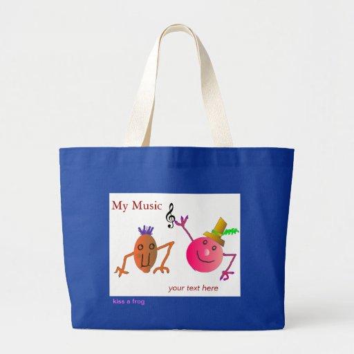 My Gang Music Bag ( 2) - Customize