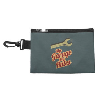 My Garage My Rules Accessories Bag