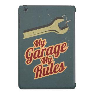 My Garage My Rules iPad Mini Cases
