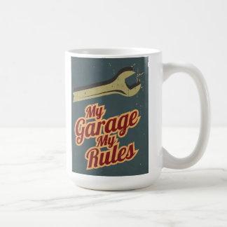 My Garage My Rules Coffee Mug