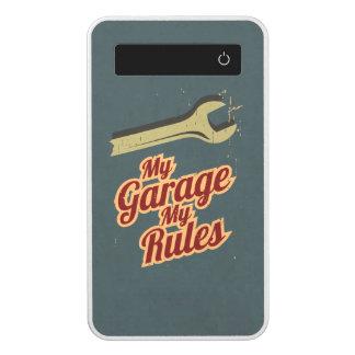 My Garage My Rules Power Bank