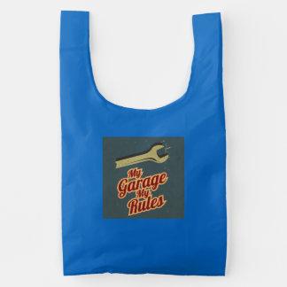 My Garage My Rules Reusable Bag