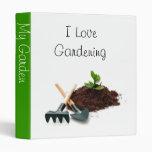 My Garden Binder