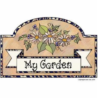 """My Garden"" - Decorative Sign Cutout"
