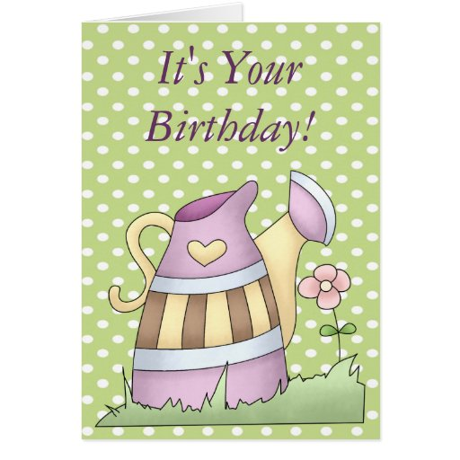 does olive garden do anything for birthdays my garden grows birthday card zazzle