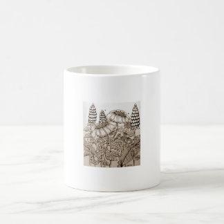 My Garden Grows Coffee Mug