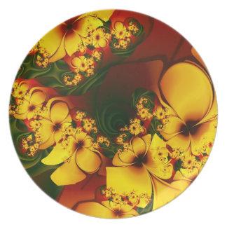 My Garden in Summer (Plate) Plate