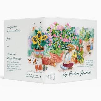 My Garden Journal Binder