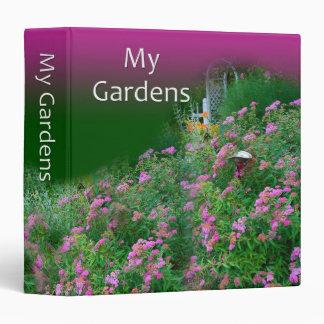 My Gardens Binder