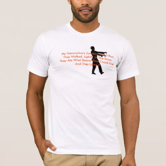 My Generation's Zombies T-Shirt
