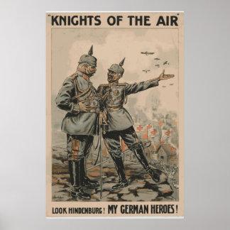 My German Heroes Poster
