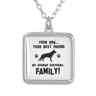 My german shepherd family, your dog just a best fr custom jewelry