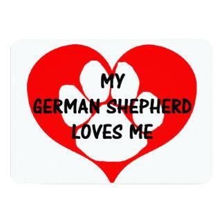 my german shepherd loves me.png card