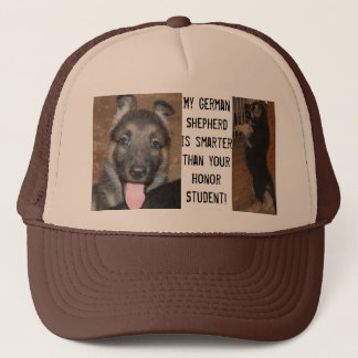 My German Shepherd Trucker Hat