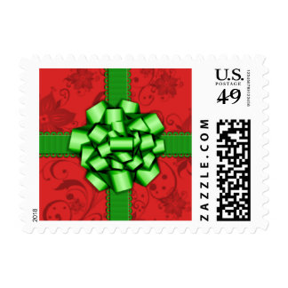 My Gift To You Holiday Postage