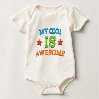 My Gigi is Awesome Baby Bodysuit