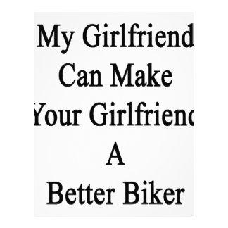 My Girlfriend Can Make Your Girlfriend A Better Bi Letterhead