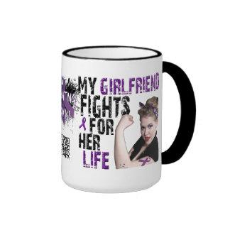My GIRLFRIEND fights for her life... Ringer Mug