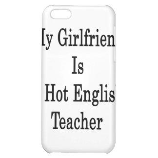 My Girlfriend Is A Hot English Teacher iPhone 5C Case