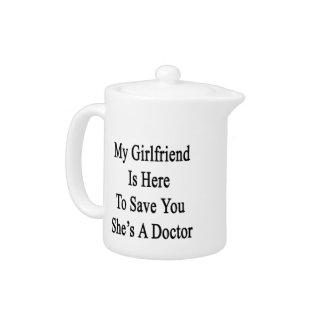 My Girlfriend Is Here To Save You She's A Doctor