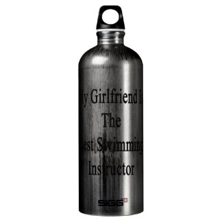 My Girlfriend Is The Best Swimming Instructor SIGG Traveler 1.0L Water Bottle