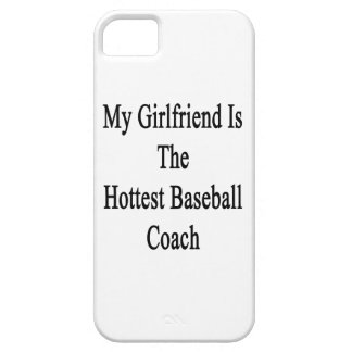 My Girlfriend Is The Hottest Baseball Coach iPhone 5 Covers