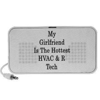 My Girlfriend Is The Hottest HVAC R Tech Laptop Speaker