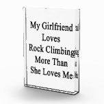 My Girlfriend Loves Rock Climbing More Than She Lo Awards