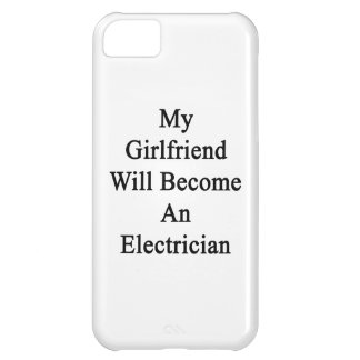My Girlfriend Will Become An Electrician iPhone 5C Case