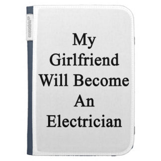My Girlfriend Will Become An Electrician Kindle Covers