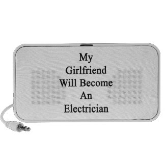 My Girlfriend Will Become An Electrician Travelling Speaker