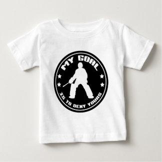 My Goal, Field Hockey (black) Baby T-Shirt