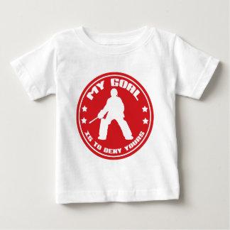 My Goal, Field Hockey Goalie Baby T-Shirt