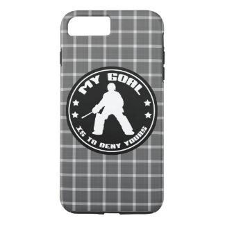 My Goal, Field Hockey Goalie iPhone Case